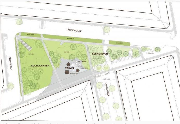 Tåsinge Plads a Copenaghen