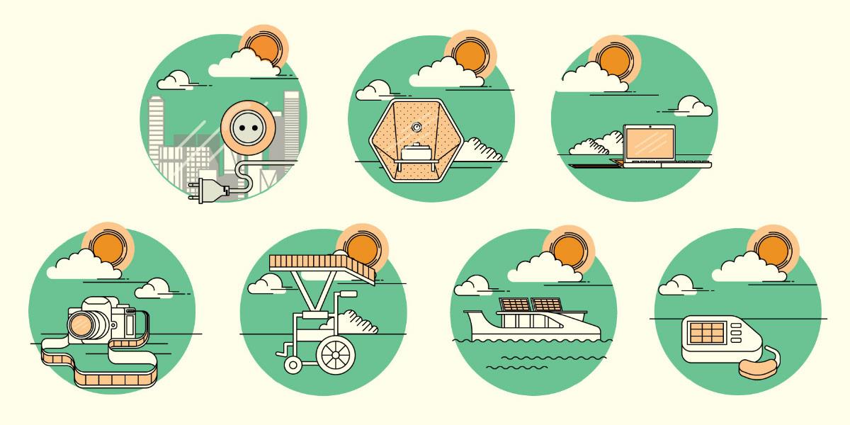energia solare: sette invenzioni per cambiare il mondo
