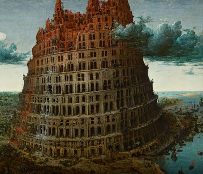 Google Arts&Culture: la Torre di Babele presso il Museum Boijmans Van Beuningen