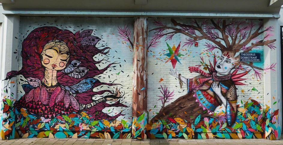 Su Google Arts & Culture anche murales e street art