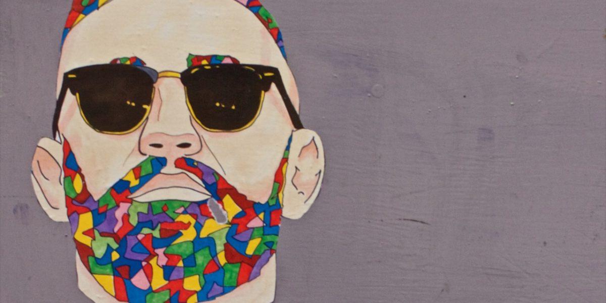 Google Arte e Cultura: opera di street art
