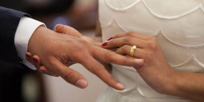 realtà virtuale per matrimoni