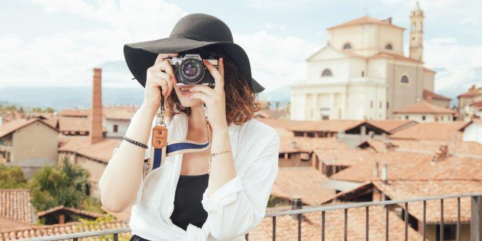 turista in italia