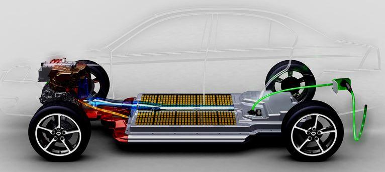 le batterie al grafene sono state inizialmente sperimentate nel settore automotive
