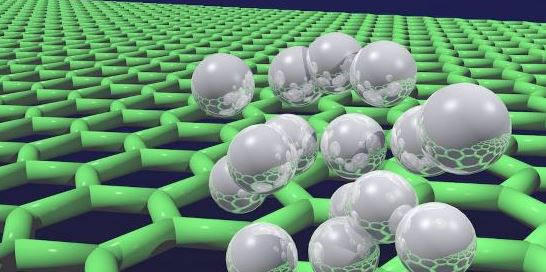 composizione chimica del grafene