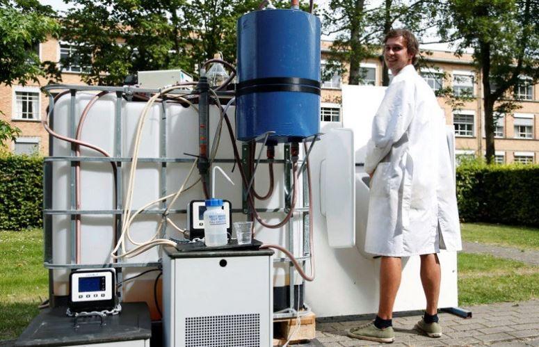 Grazie all' energia solare l'urina diventa acqua potabile