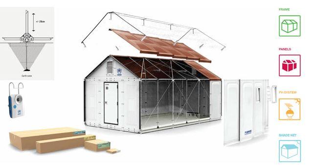architettura sostenibile:RHU