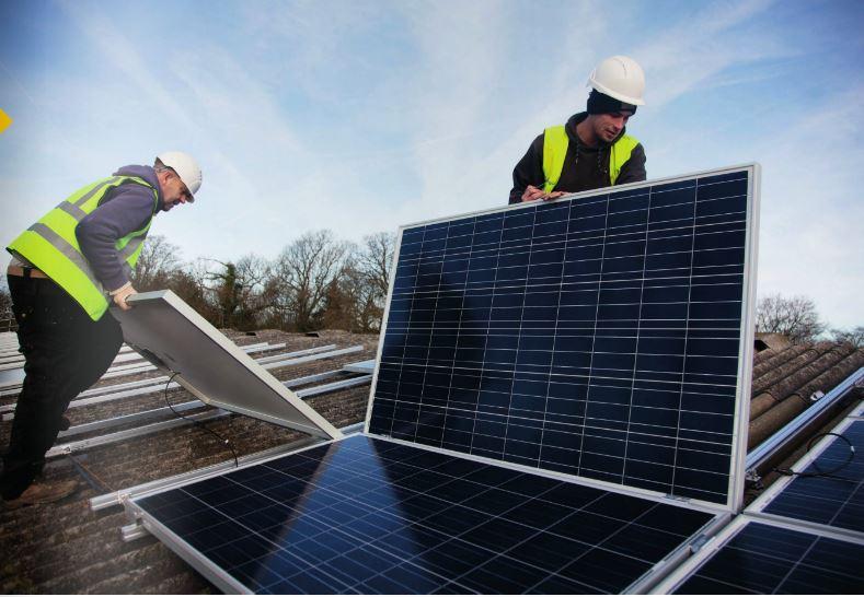 i pannelli solari rappresentano una soluzione innovativa nel settore energetico