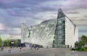 rivestimento hi-tech edifici