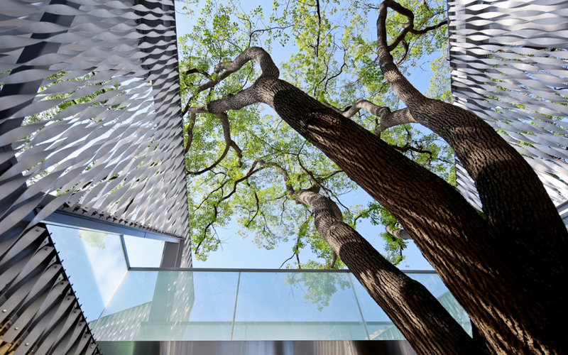 città verdi_Huaxin Business Center di Shangai