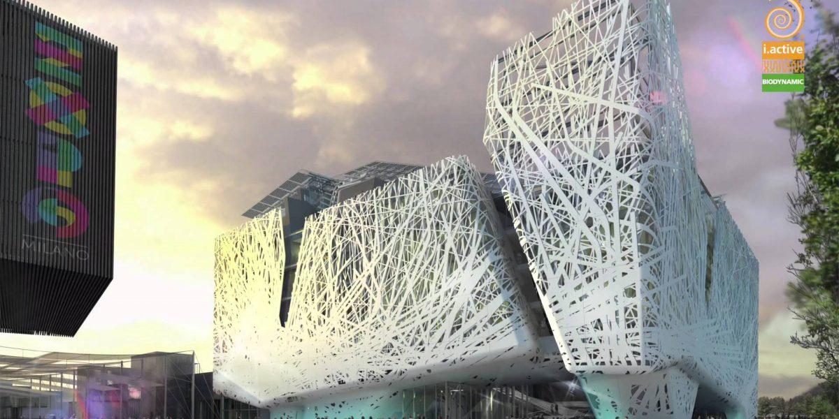 cemento biodinamico Palazzo Italia